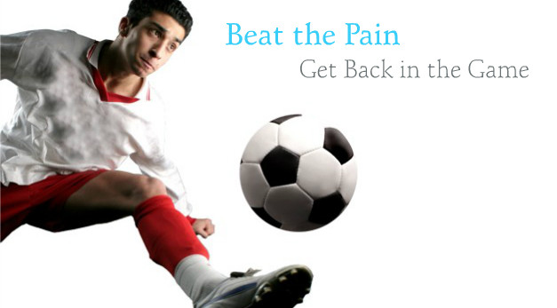 Long Island MLS laser therapy for foot pain gets you back in the game